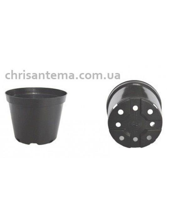 Горшок 13 диаметра  б.у  1 литр