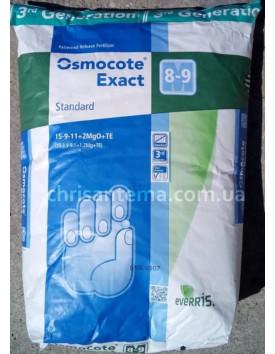 """Удобрения """"оsmocote standart"""" 8-9 месяцев мешок 25 кг"""