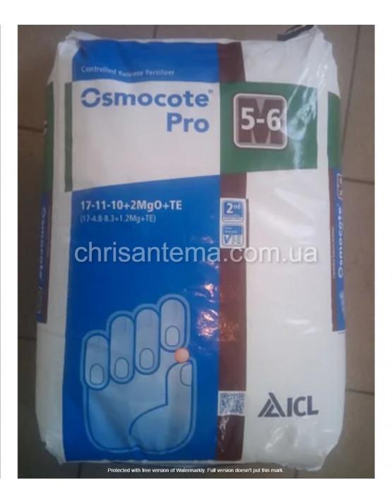 """Удобрения """"Osmocote PRO"""" 5-6 месяцев мешок 25 кг"""
