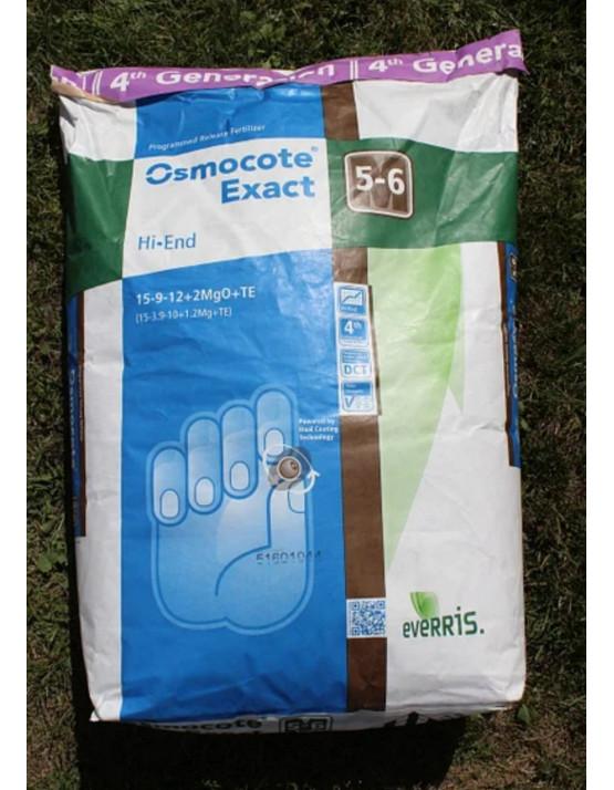 Удобрения Osmocote Exact Hi-End 5-6м 12-7-19+TE 25 кг